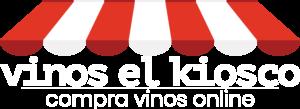 Vinos El Kiosco Logo Wht Cvo
