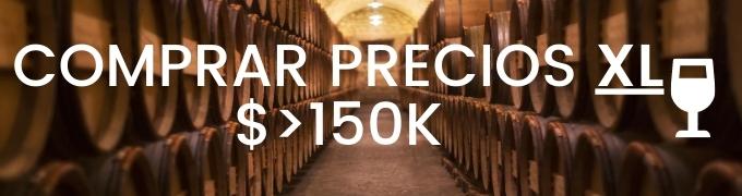 Comprar Vino Por Precios Mayores A 150 Mil