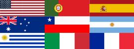 Botón Todos Los Países