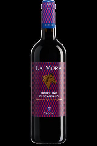 La Mora Morellino Di Scansano Docg Cecchi.png