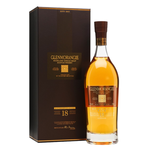 Whiskey Glenmorangie 18 Years Old.png