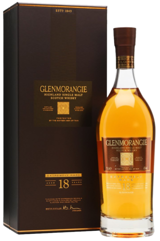 Whiskey Glenmorangie 700 Malta 18 Anos.png