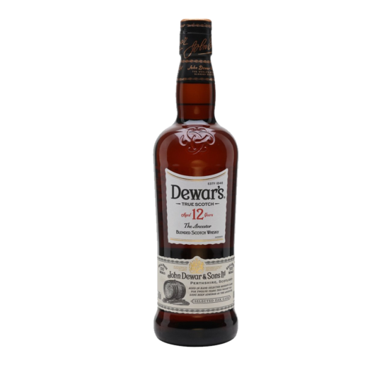 Whisky Dewars 12 Years 750 Ml.png
