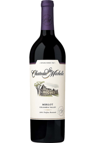 chateau ste michelle columbia valley merlot.png