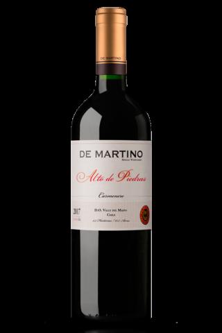 de martino single vineyard alto de piedras carmenere.png