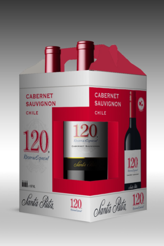 four pack santa rita 120 reserva especial cabernet sauvignon 750.png