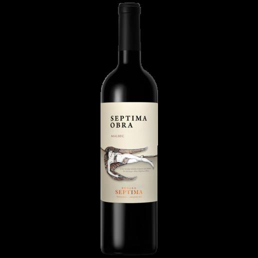 vino argentino septima obra malbec tinto 750 ml.png