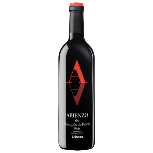 vino arienzo by marques de riscal crianza 750 ml.png