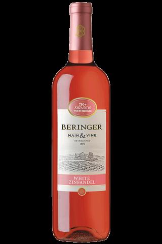 vino beringer main vine white zinfandel rosado750 ml.png