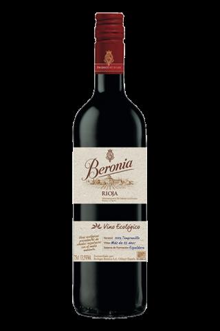 vino espanol beronia ecologico tempranillo tinto 750 ml.png