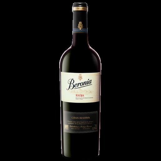 vino espanol beronia gran reserva 750.png