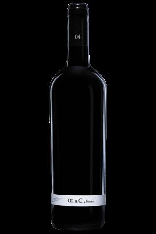 vino espanol beronia iii a.c. tinto 750 ml.png