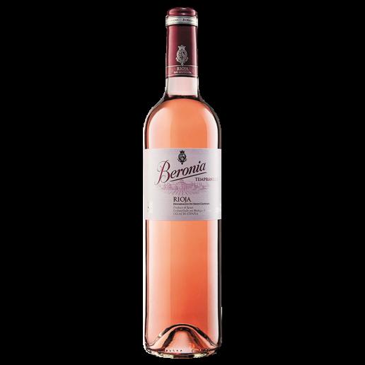 vino espanol beronia rosado tempranillo 750 ml.png