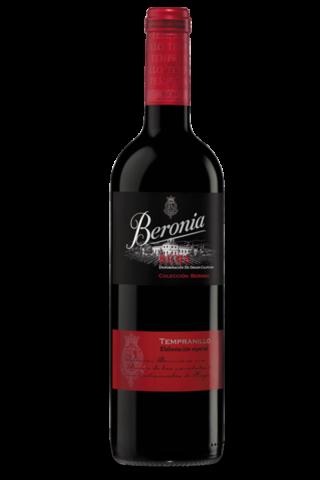 vino espanol beronia tempranillo elaboracion especial tinto 750 ml.png