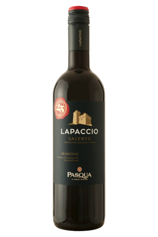 vino italiano pasqua primitivo de salento tinto750 ml.png