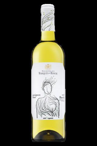 vino marques de riscal sauvignon blanc 100 organic d. o. rueda 750 ml.png