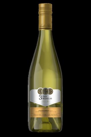 vino santa rita tres medallas chardonnay blanco 750.png