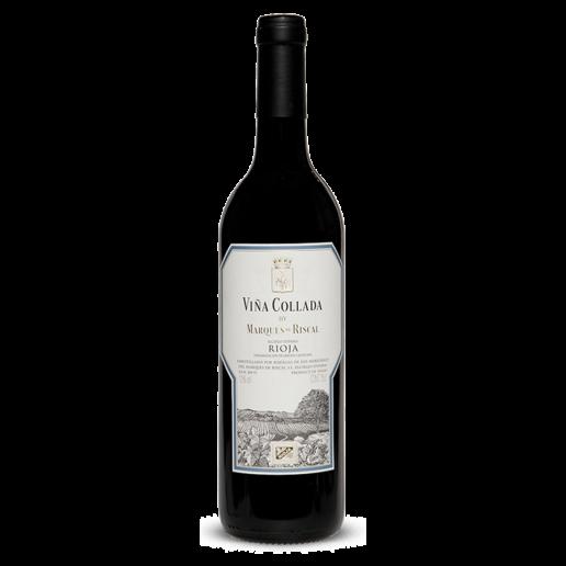 vino tinto vina collada by marques de riscal tinto750 ml.png